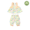 Stella McCartney Kids Small Fruit Woven Set