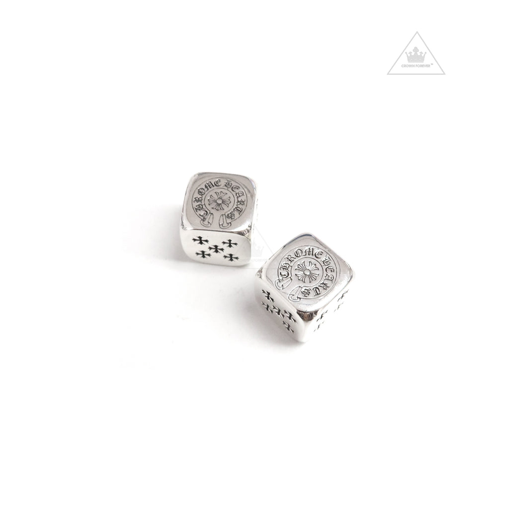Chrome Hearts Dice Set