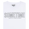 Sometime Soon Imperial T-Shirt White
