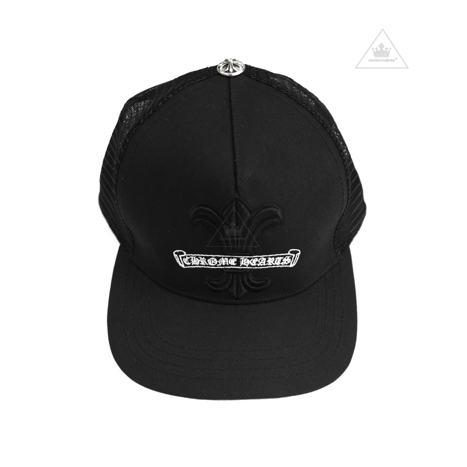 8e40a7573ed CHROME HEARTS HATS BEANIES – Crown Forever