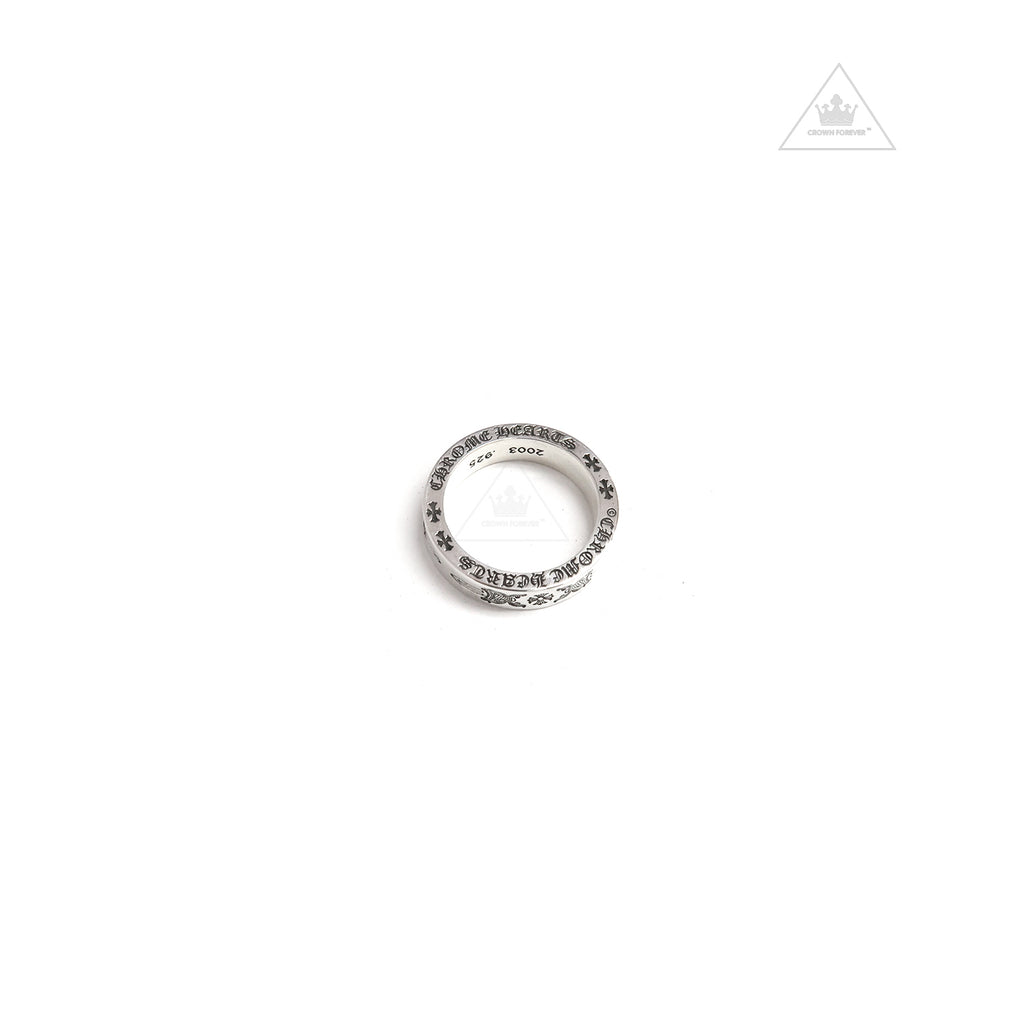 Chrome Hearts 6mm Dagger Spacer Ring