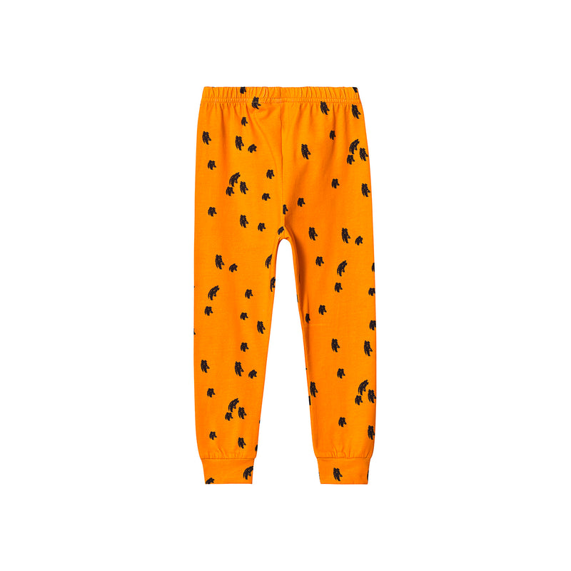 Gardner and the Gang The Cool legging Leopard Mustard