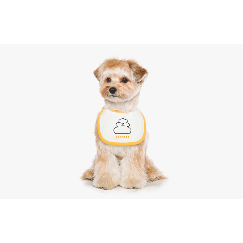 Woof by Betters Barrels x Napis Square Baby Color Bib (BETTERS)