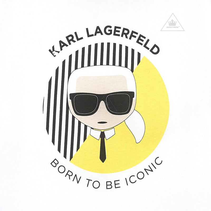 Karl Lagerfeld Kids Karl Mini Me T-shirt - Ikonik