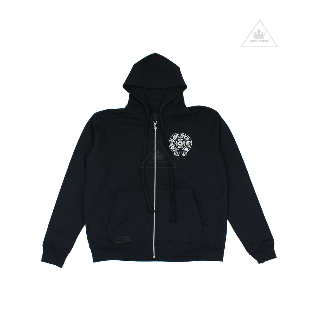 CH Horseshoe Los Angeles Zip Hoodie