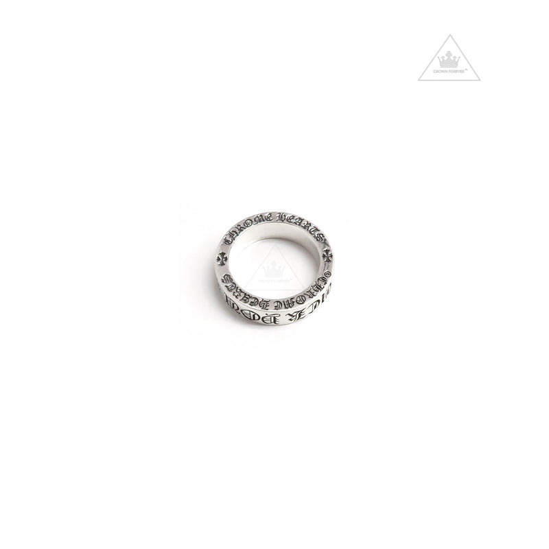 Chrome Hearts Fuck 6mm Spacer Ring