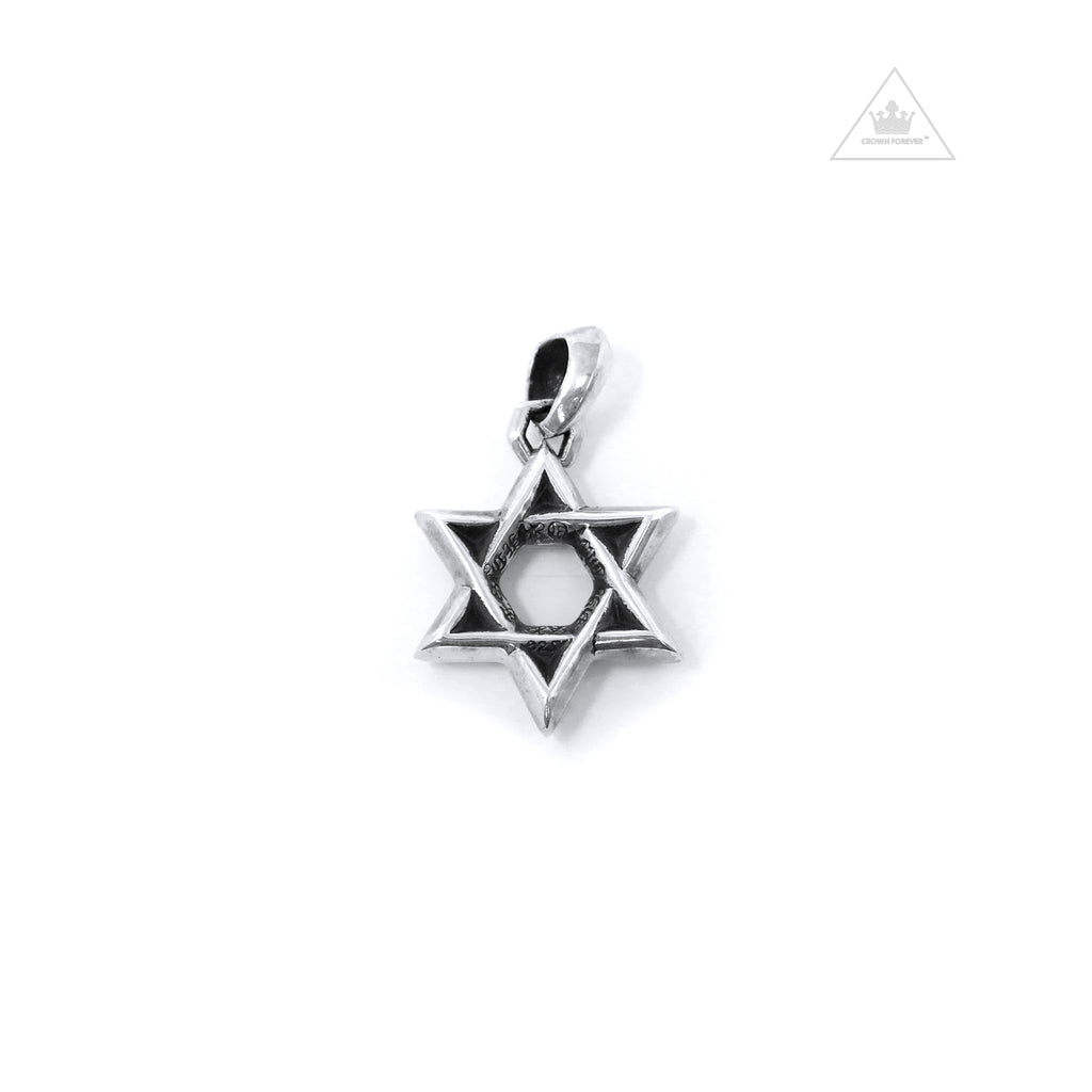CH Star of David Charm Pendant Medium