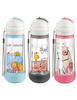 Nikiani Cupcake/Farm Glass Double Wall Insulated Bottle Three Colors