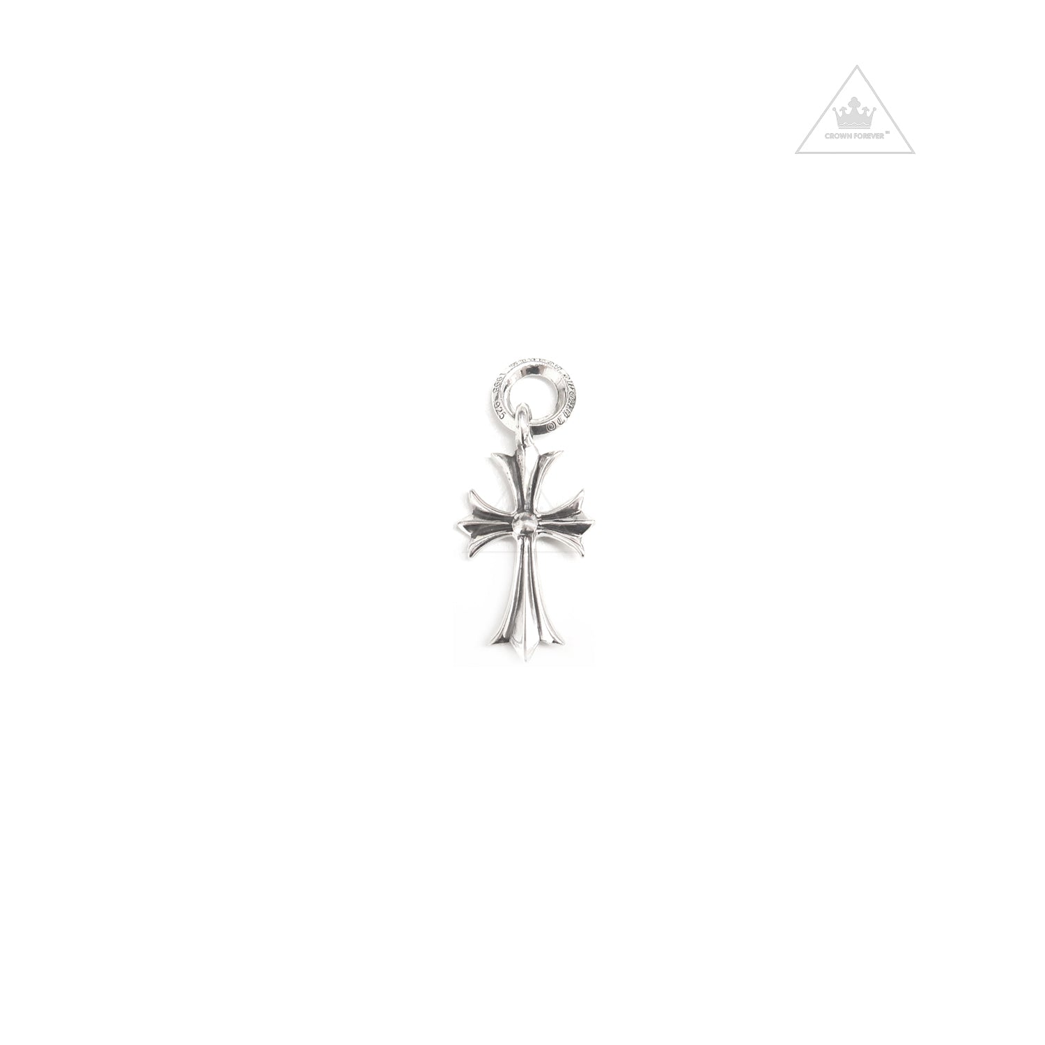 8f926ce7d550 Chrome hearts Cross Pendant Thin – Crown Forever