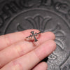 Chrome Hearts Bubblegum Cross Ring
