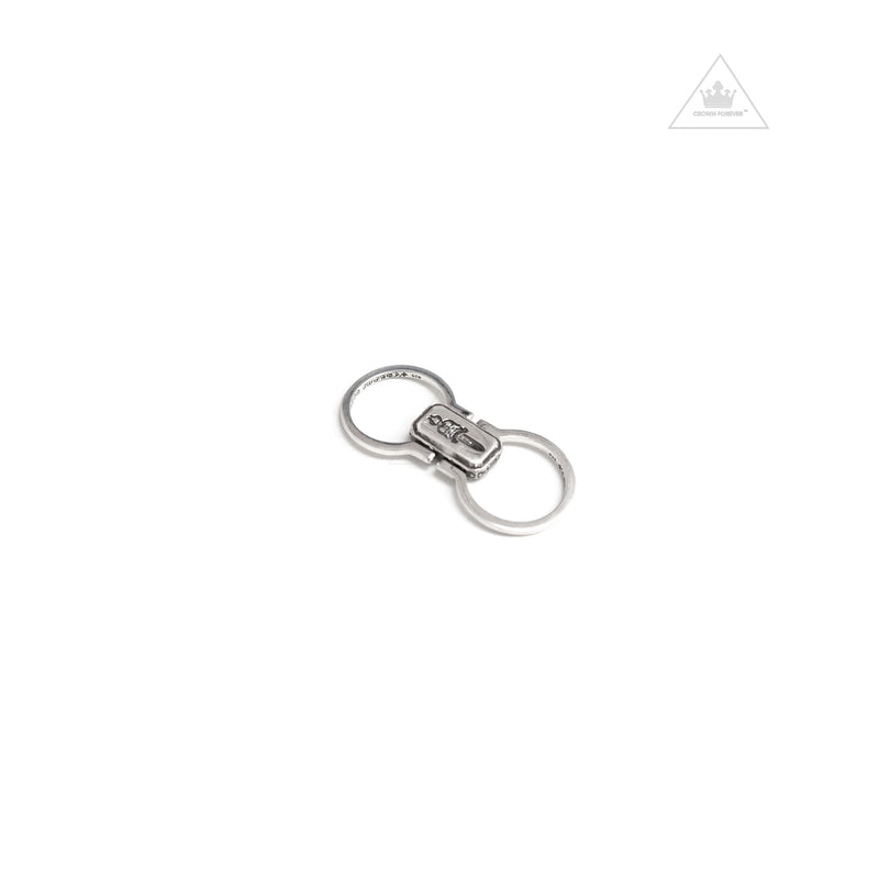 Chrome Hearts CH Cross and Dagger Flip Ring