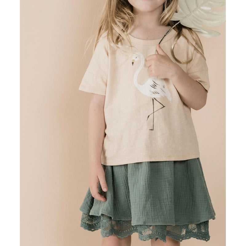 Rylee And Cru Mini Skirt