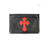 CH ZIPPER CHANGE PURSE -Red Cross