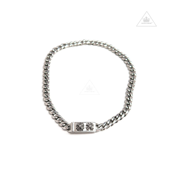 Chrome Hearts Bella Mini ID Necklace