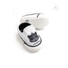 Karl Lagerfeld Kids Jersey Cat Crib Shoes w/ Gift Box