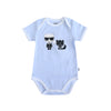 Karl Lagerfeld Kids Baby Gift Set Of 2 SS Bodysuits