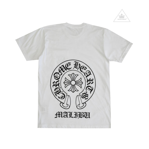 2a2fe7593638 Chrome Hearts Malibu Tee White. Quick shop
