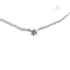 Chrome Hearts 6 Pointed Star Necklace Chain