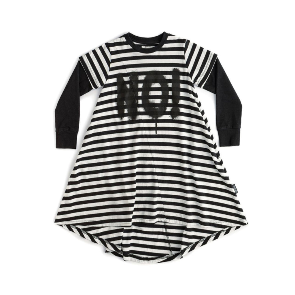 Nununu World Total Elements Striped 360 Dress