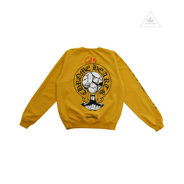 Chrome Hearts Art Basel Collection Sweater