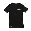 Chrome Hearts Scroll U.S.A. V Neck Tee