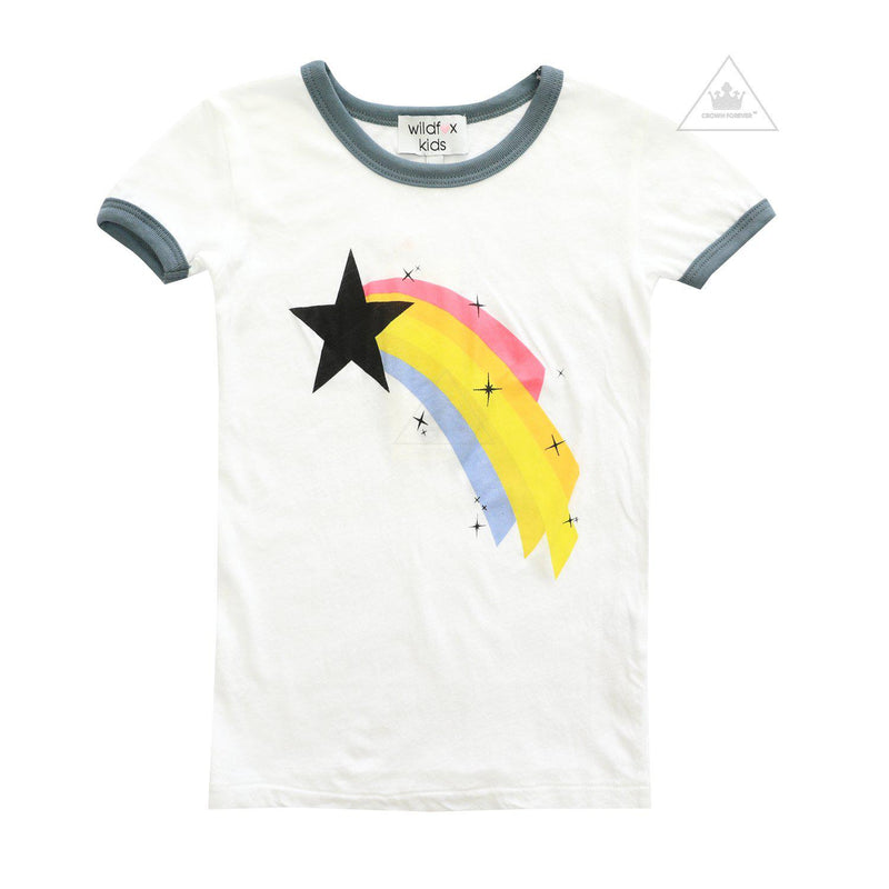 Wildfox Kids Shooting Star Tee