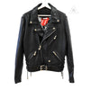 Chrome Hearts Rolling Stones Lip and Tongue JJ Dean Biker Jacket