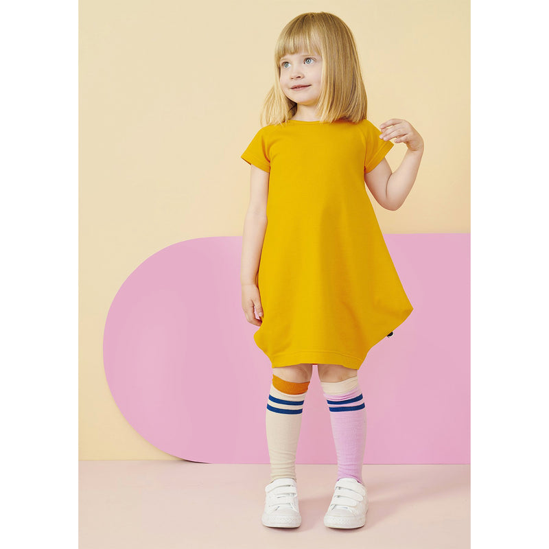 Papu Stories KANTO SHORT SLEEVE DRESS