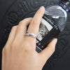 Chrome Hearts Flerknee Ring