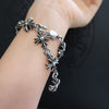 Chrome Hearts #4 CH Plus Bracelet 8 Inch