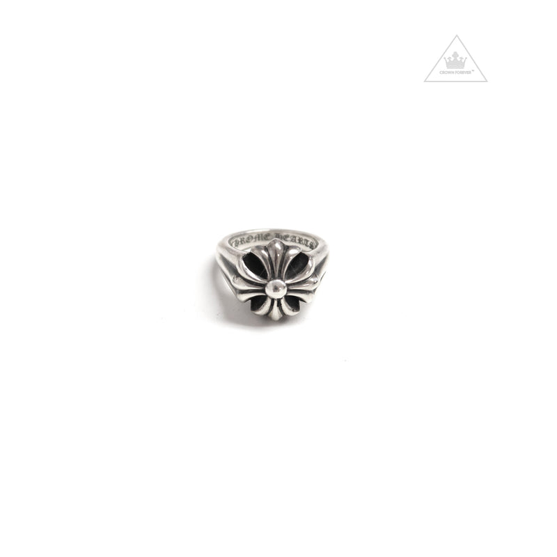 Chrome Hearts Plus Cross Ring