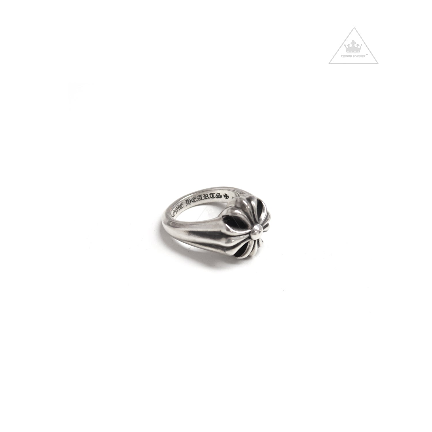 dba40a8be29e Chrome Hearts Plus Cross Ring – Crown Forever