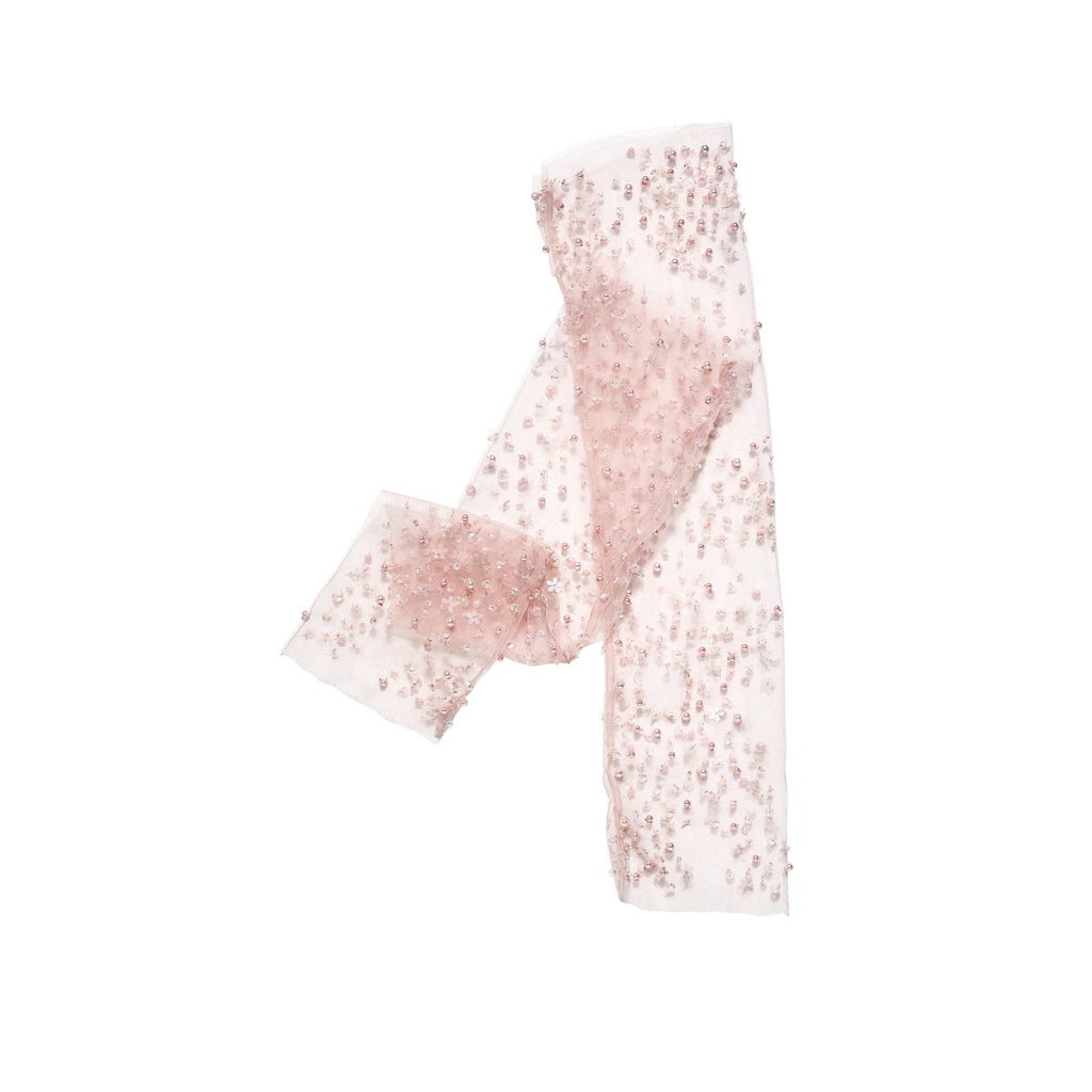 TuTu Du Monde Fairy Footsteps Leggings Pink Chablis