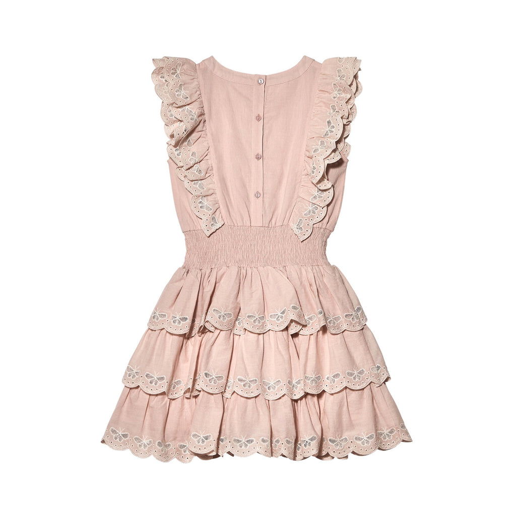 TuTu Du Monde Butterfly Kisses Dress Pink Chablis