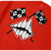 Chrome Hearts Matty Boy Chomper Red Sweater