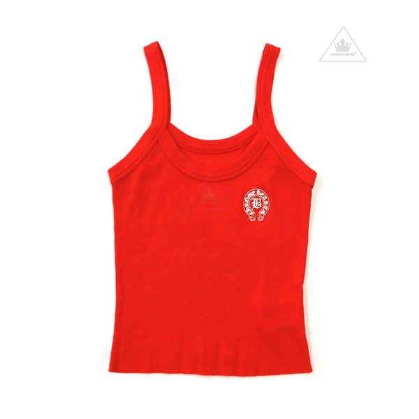 CH Women's Bella Hadid Tank Top-red