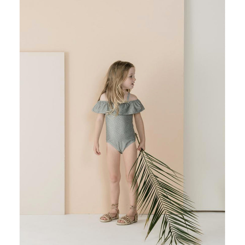 Rylee And Cru Seeds Off The Shoulder Onepiece