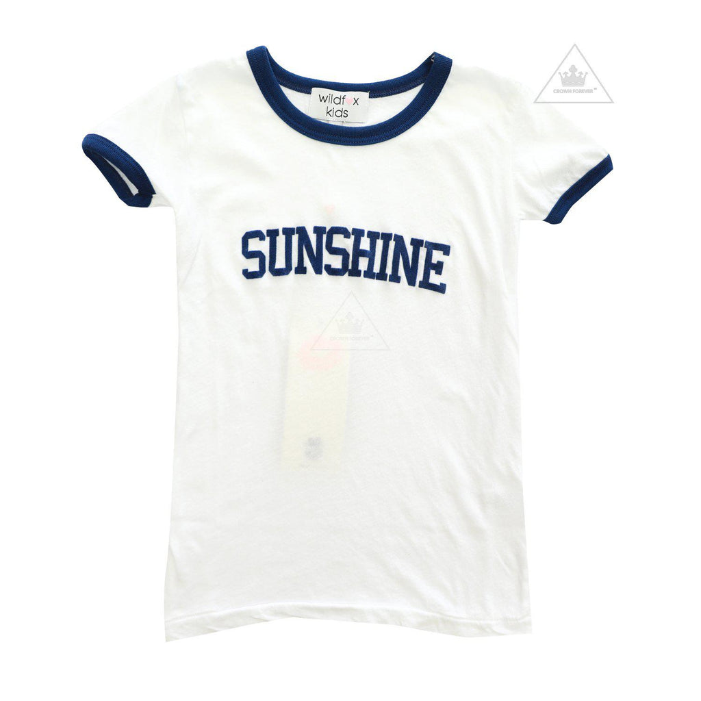 Wildfox Kids Sunshine Tee