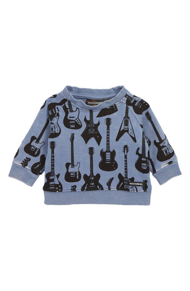 Rock Your Baby Guitar Hero Jumper