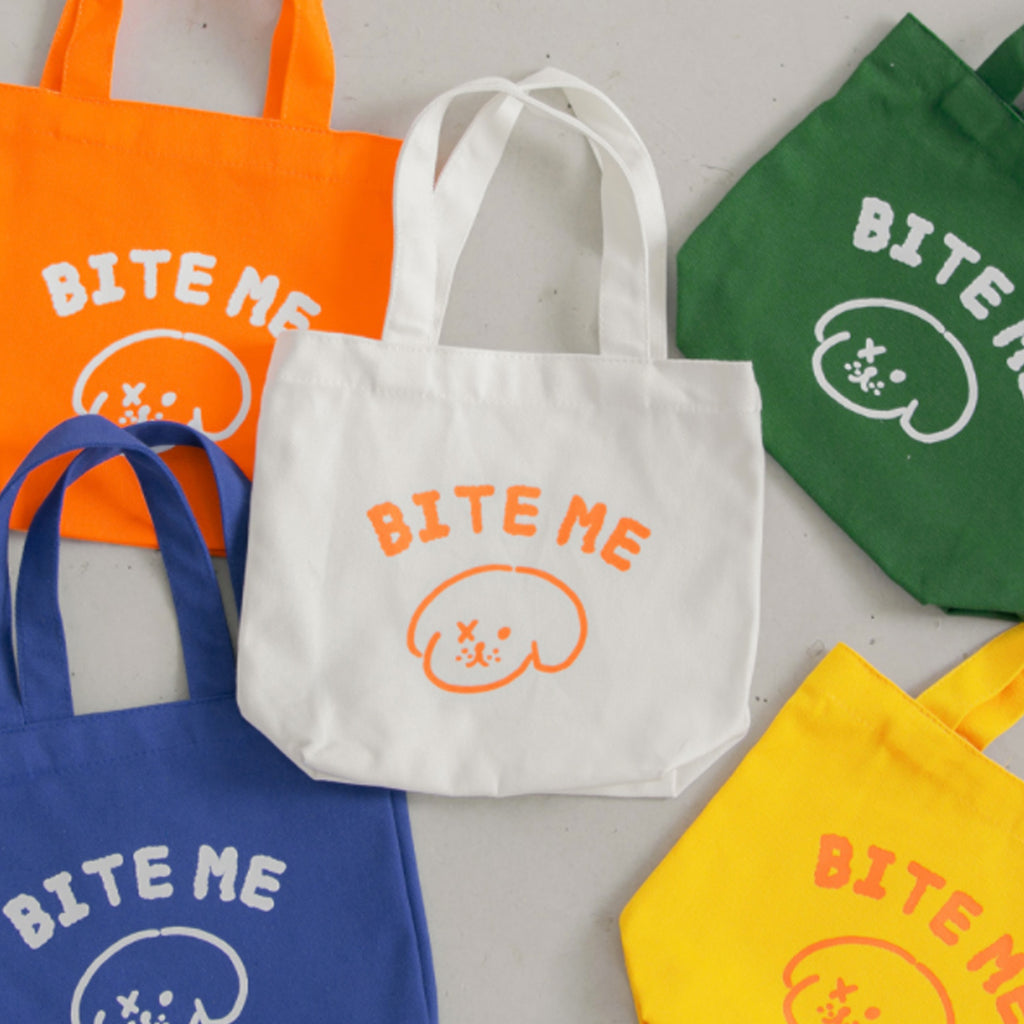 Bite Me Mini eco Bag