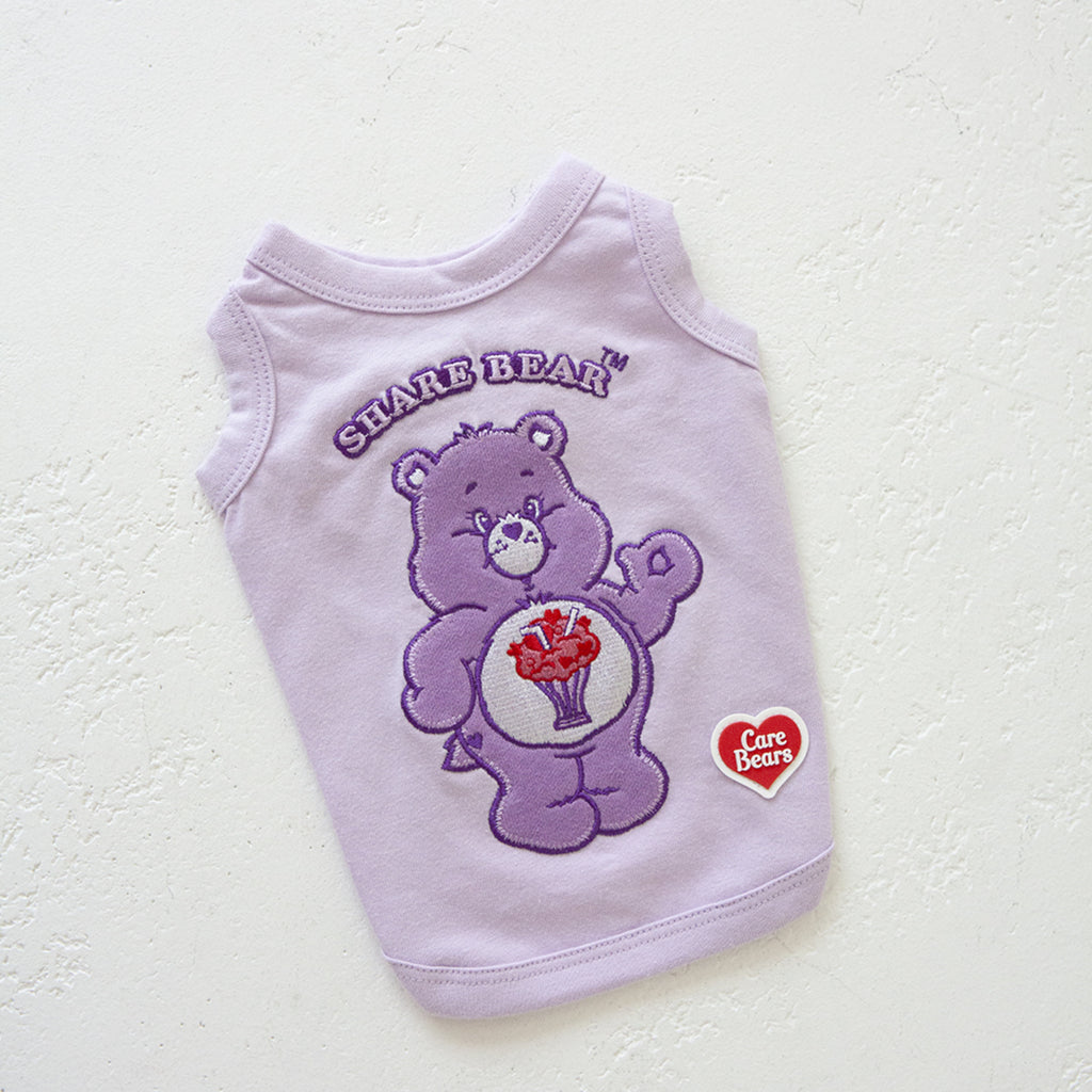 Dan Care Bears Sleeveless _ Share Bear