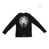 Chrome Hearts Horseshoe Cemetery Cross Long Sleeve