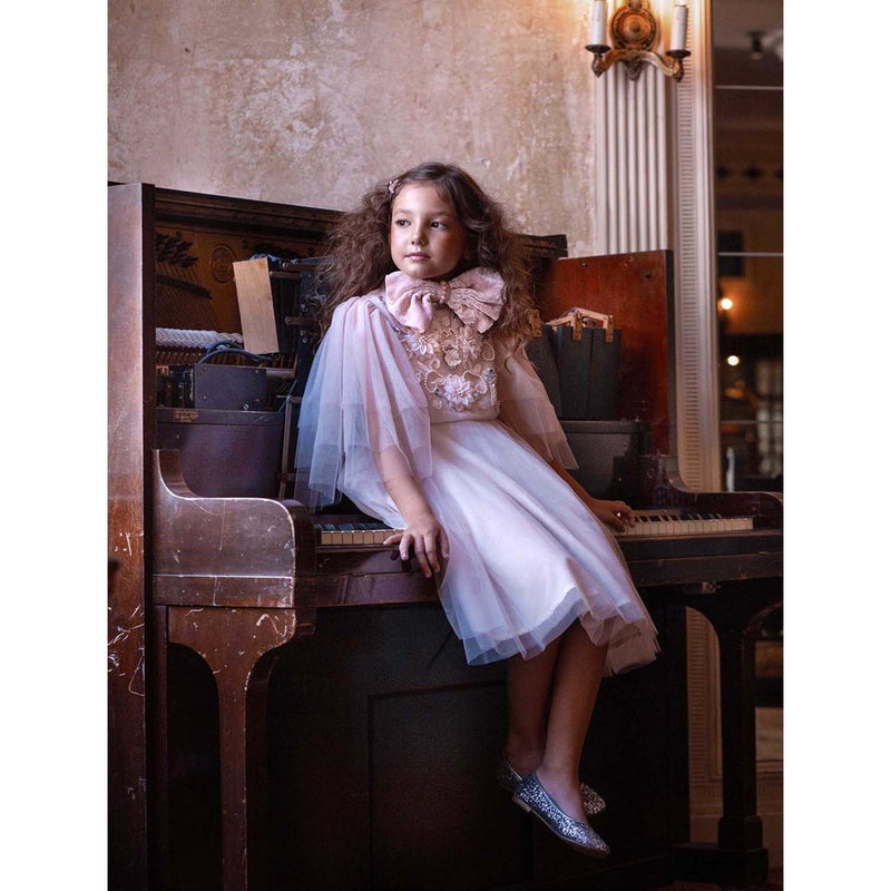 Tutu Du Monde Madeleine Tulle Dress Blush