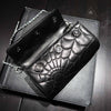 Chrome Hearts Dinner Purse Spider Web Quilted