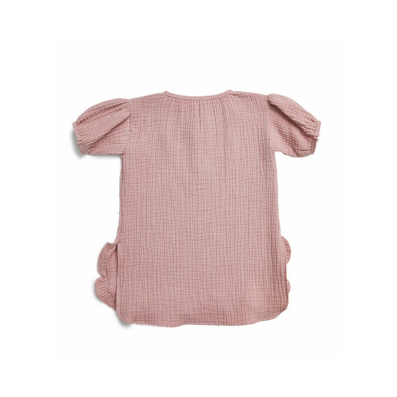 Petite Hailey Yoloo Tasel Dress Pink