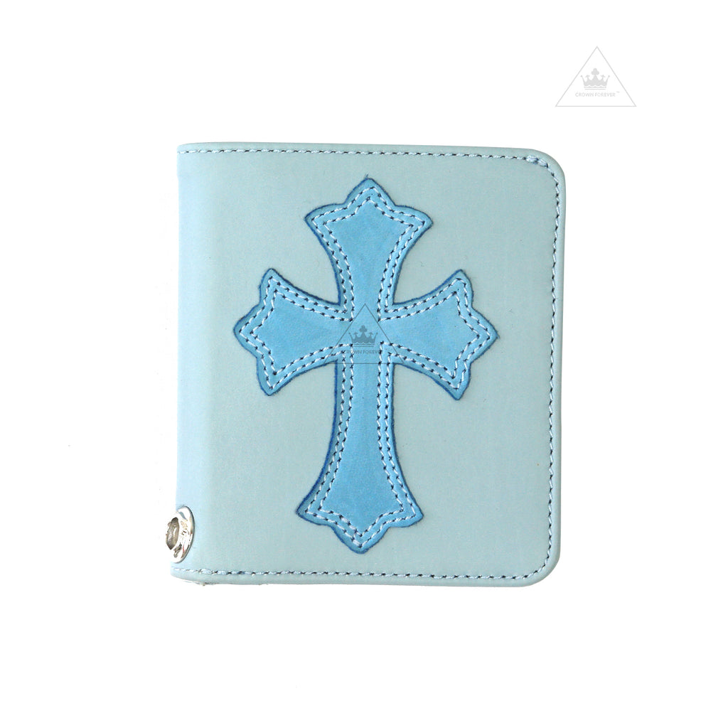 CH Cross Blue Wallet