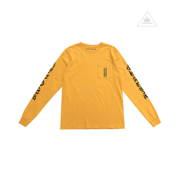 Chrome Hearts Yellow Long Sleeve