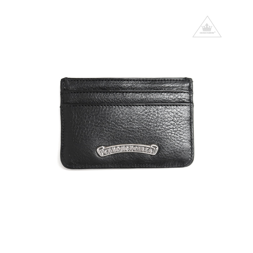 Chrome Hearts Double Sided Card Case