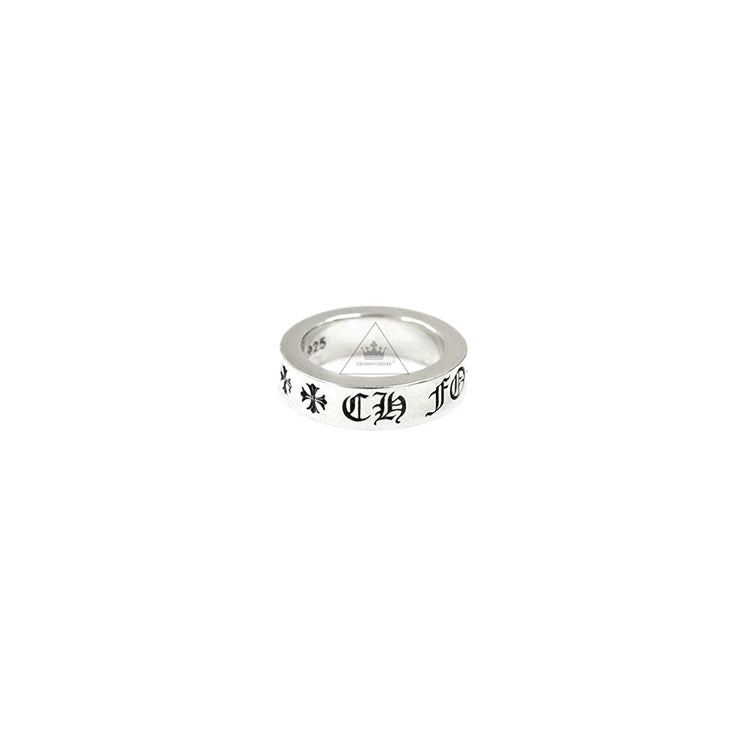 4aadf7d9473 Chrome Hearts Forever Ring – Crown Forever