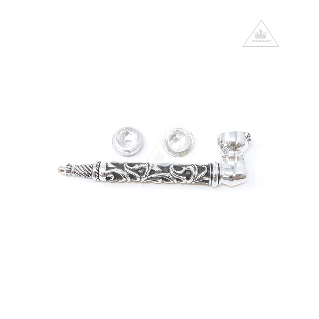 Chrome Hearts Filigree Pipe
